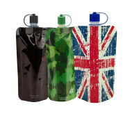 Mixology Undercover Flasks - Set of 3