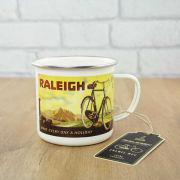 Raleigh Enamel Mug