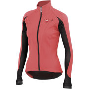 Castelli Women's Illumina Jacket - Coral