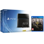 Sony PlayStation 4 500GB Console - Includes The Order 1886