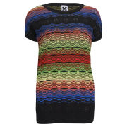 M Missoni Women's Knit Jumper - Green