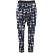 Finders Keepers Women's Daybreak Pants - Tartan Print/Black - M MTartan Print/Black