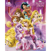 Disney Palace Pets Cast - Mini Poster - 40 x 50cm