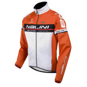 Nalini Red Label Terres Winter Jacket - Orange/White