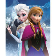 Frozen (Anna and Elsa) - 40x50cm Canvas