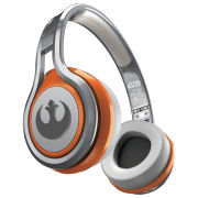 SMS Audio by 50 Cent Street Wired Headphones Includes Passive Noise Cancellation - Star Wars Edition - Rebel Alliance - Brown