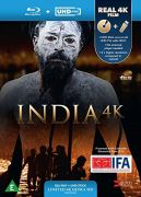 India 4K UHD Stick & Disc