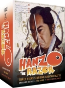 Hanzo The Razor [3DVD Special Edition Box Set]