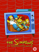 The Simpsons - Complete Season 5 [Box Set]