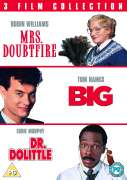 Mrs. Doubtfire / Big / Dr. Dolittle