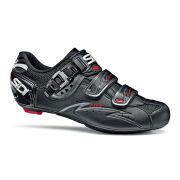 Sidi Five MEGA Carbon Composite Cycling Shoes - Black