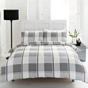 Hotel Mountrose Check Duvet Cover Set