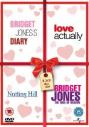 Romantic Comedy Box Set 2011 (Bridget Jones' Diary / Notting Hill / Love Actually / The Edge of Reason)