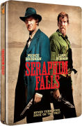 Seraphim Falls - Zavvi Exclusive Limited Edition Steelbook (Ultra Limited Print Run)