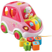 Vtech Sort and Learn Car - Pink