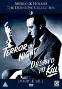Sherlock Holmes - Terror By Night/Dressed To Kill