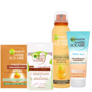 Garnier Ambre Solaire Self Tan Set 2 (4 Products)