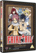 Fairy Tail: Verzameling Two (Episodes 25-48)