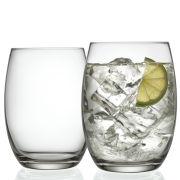 Alessi Mami XL Set of 2 Long Drink Tumblers