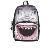 Mojo Brucie Shark Backpack - Black/Multi