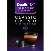 Dualit Classic Espresso NX Coffee Capsules (50 Pack)