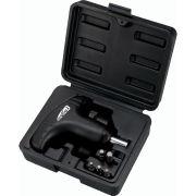 Super B Torque Wrench Pre-Set 5Nm - Black