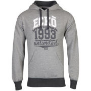 Ecko Men's Filler Time Hooded Sweatshirt - Grey Marl