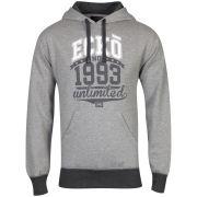 Ecko Men's Filler Time Hooded Sweatshirt - Grey Marl