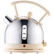 Dualit 1.7L Dome Kettle Cream