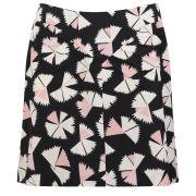 Marc by Marc Jacobs Women's Pinwheel Print Skirt - Black Multi
