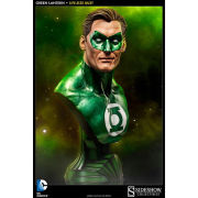 Sideshow Collectables DC Comics Green Lantern Lifesize 28.5 Inch Bust