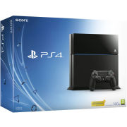 PS4: New Sony PlayStation 4 Console - Grade A Refurb