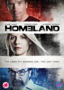 Homeland - Seasons 1-3