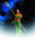DC Comics New 52 Aquaman Action Figure (Jun128338)