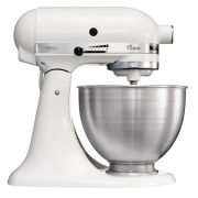 Kitchenaid Classic Mixer White