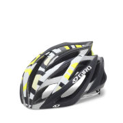 Giro Ionos Cycling Helmet Black/White/Yellow