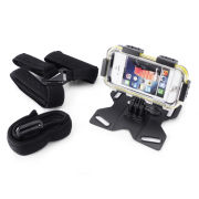 iMountZ 2 Sportscase for iPhone 5/5S/5c with Chest Mount