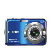Fujifilm FinePix AX650 Compact Digital Camera (16MP, 5x Optical Zoom, 2.7 Inch LCD) - Blue