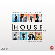 House M.D. - The Complete Collection