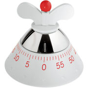 Alessi Kitchen Timer - White