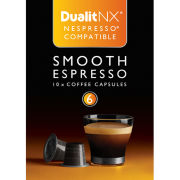 Dualit Smooth Espresso NX Coffee Capsules (50 Pack)
