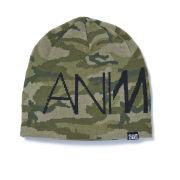 Animal Men's Addanna Knitted Beanie - Camo