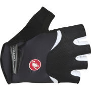 Castelli Arenberg Gel Gloves - Black/White