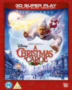 A Christmas Carol (2010): 3D Super Play (Includes 3D Blu-ray, 2D Blu-ray and Digital Copy)