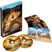 The Extraordinary Adventures of Adele Blanc Sec - Limited Steelbook Edition (Includes Blu-Ray and DVD Copy)