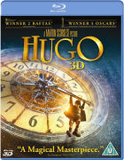 Hugo 3D (Includes 2D Feature)