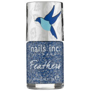 Nails inc. Cornwall Feathers Polish