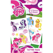 My Little Pony Names Tattoo Pack (10 x 17cm)