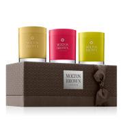 Molton Brown Three Kings Candle Set (Worth £75)