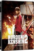 Rurouni Kenshin 2: Kyoto Inferno Steelbook
